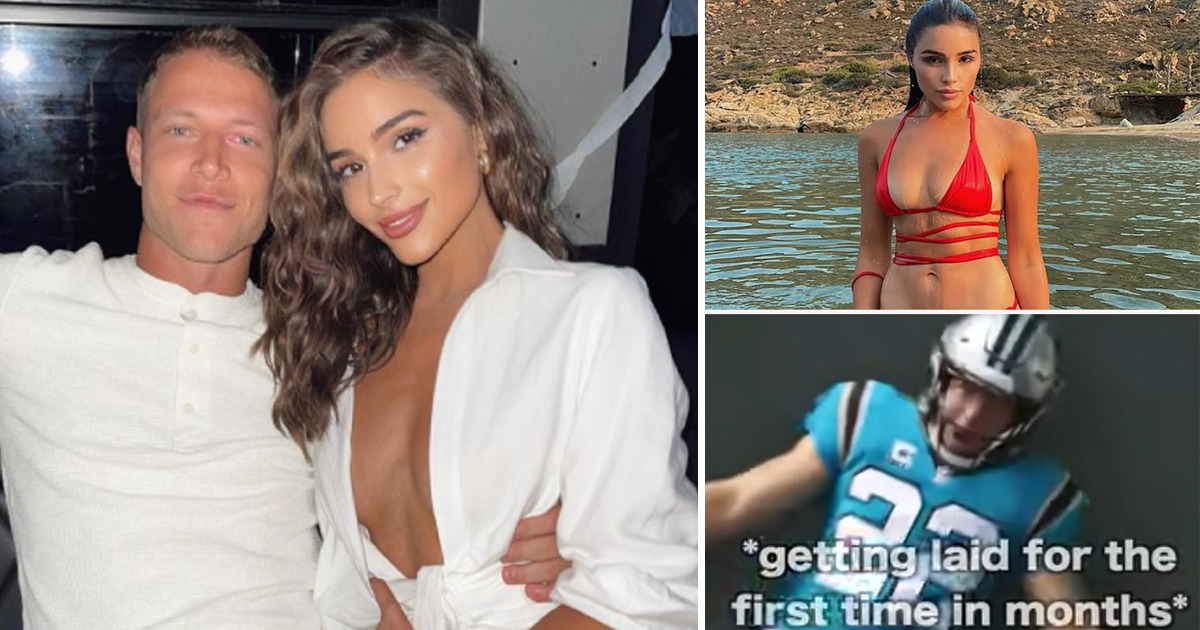 """q7 1.jpg - """"First Time Getting Laid In Months""""- NFL Star Christian McCaffrey Reveals Intimate Moments Online"""