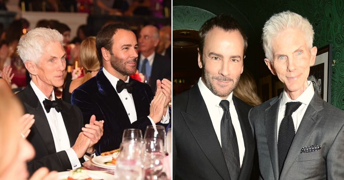 richard4.jpg - Tom Ford's Husband Richard Buckley Has Passed Away At Their Home In Los Angeles After Battling Prolonged Illness