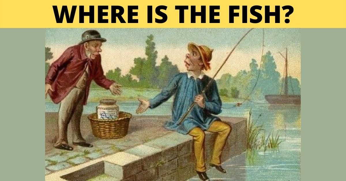 smalljoys 31.jpg - The Fisherman's Freshly-Caught Fish Suddenly Disappeared! Can You Help Him Find It?
