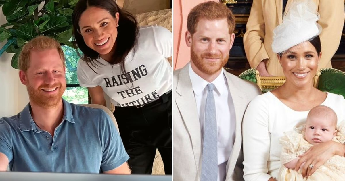 sussex5.jpg - Prince Harry And Meghan Markle Are Considering Bringing Their Children Archie And Lilibet To The UK To 'Pave The Way To Healing The Rift'
