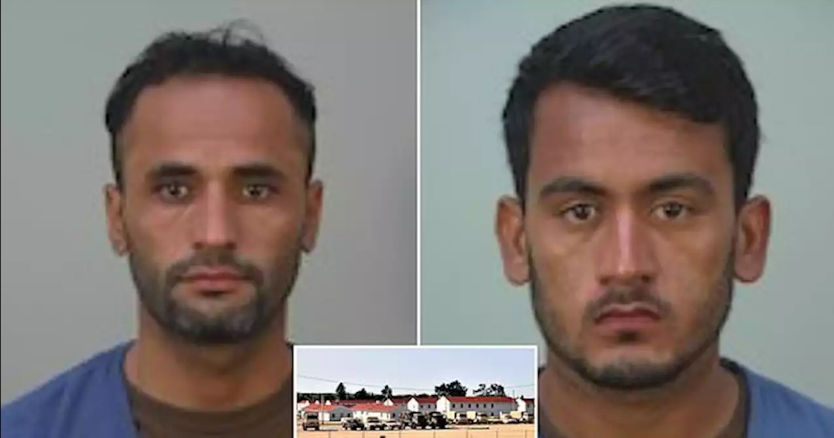 t3 1.jpg - Afghan Refugees Kept At US Air Force Base Charged For CHOKING Wife & Assaulting Minors