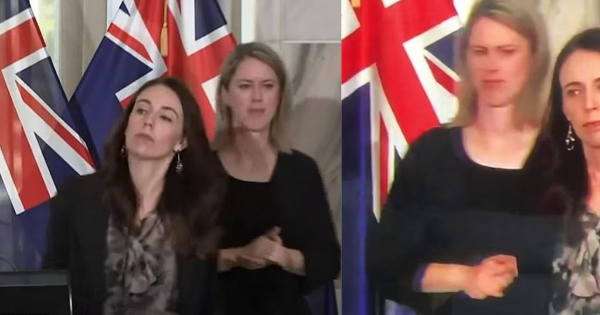1 81.jpg - Jacinda Ardern Faces Heavy Backlash After Pushing Sign Language Interpreter Out Of The Way During Press Conference