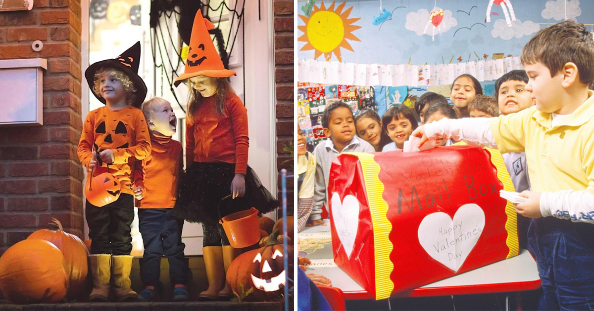 56.jpg - Celebration Of Halloween Or Valentine's Day BANNED For The Elementary School Students
