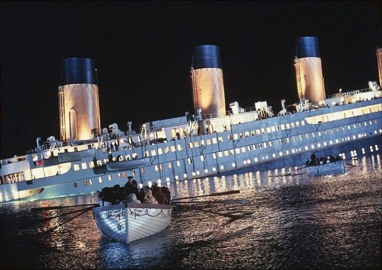 [정보] 타이타닉 침몰 총정리