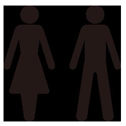 Toilet pictogram