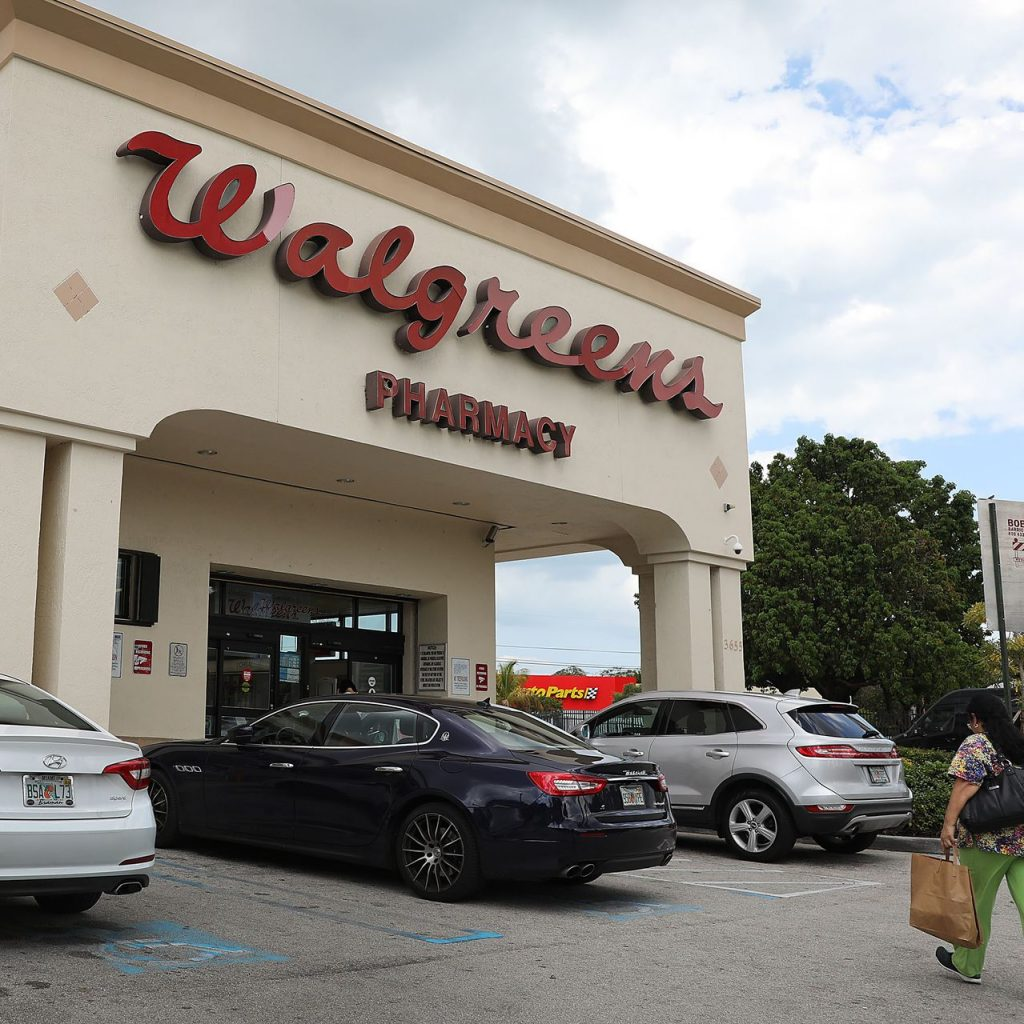 Walgreens Had Strong Earnings. Why the Stock Is Falling Anyway. | Barron's