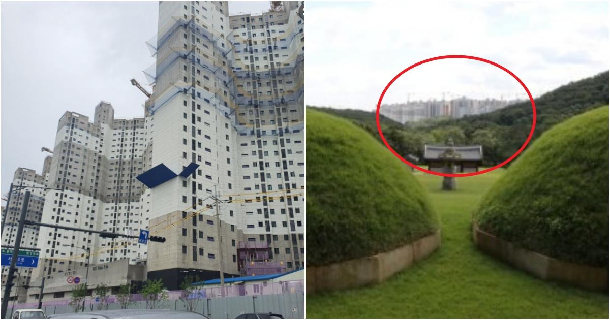"collage 304.jpg - ""왜 우리 아파트를 철거하나..차라리 왕릉을 세계문화유산에서 제외시켜라"""