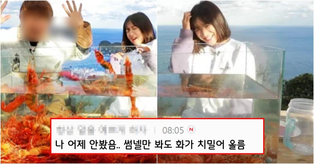 collage 524.jpg - 쯔양이 대세 연예인 게스트 데려왔는데 여성들이 전부 구독취소하겠다며 영상 내리라며 난리 난 이유