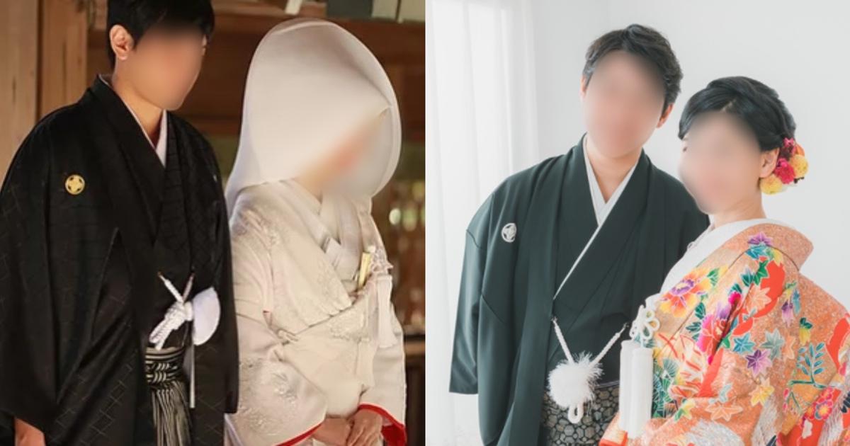 ec9dbcebb3b8 1.jpg - 요즘 일본 젊은 사람들 사이에서 유행하고 있다는 충격적인 결혼 형태(+사진)
