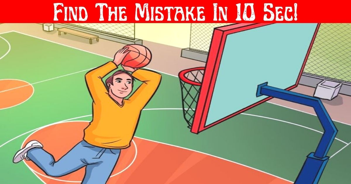 find the mistake in 10 sec 1.jpg - 90% Of Viewers Failed To Spot The Mistake In This Picture! But Do You See What's Wrong?