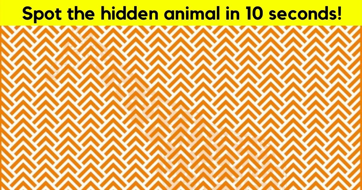 giraffe4.jpg - 9 Out Of 10 Viewers Can't Spot The Hidden Animal In This Picture! But Can You See It?
