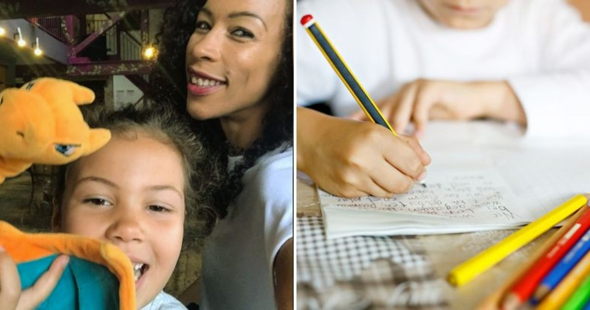 home5.jpg - 7-Year-Old Girl Broke Down In Tears When Teacher Asked Her For A Picture Of Their Home Because She 'Doesn't Have One'