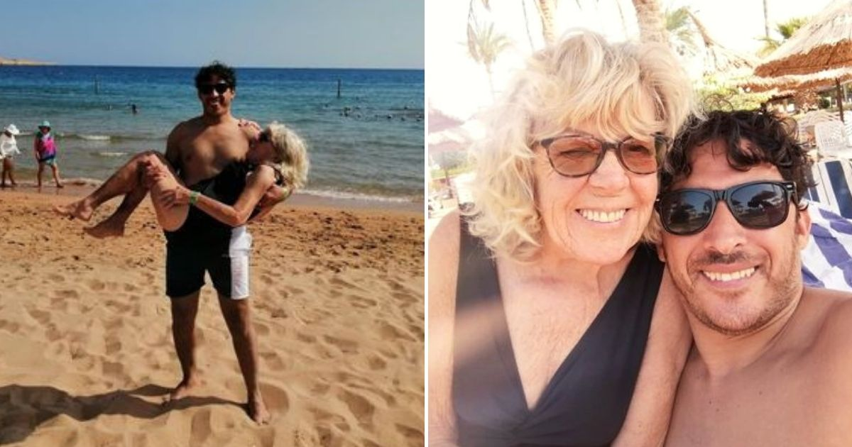 iris5.jpg - 82-Year-Old Grandmother Who Married 36-Year-Old Egyptian Toyboy Insists That She Is Not Being Conned As She Waits For Him To Join Her