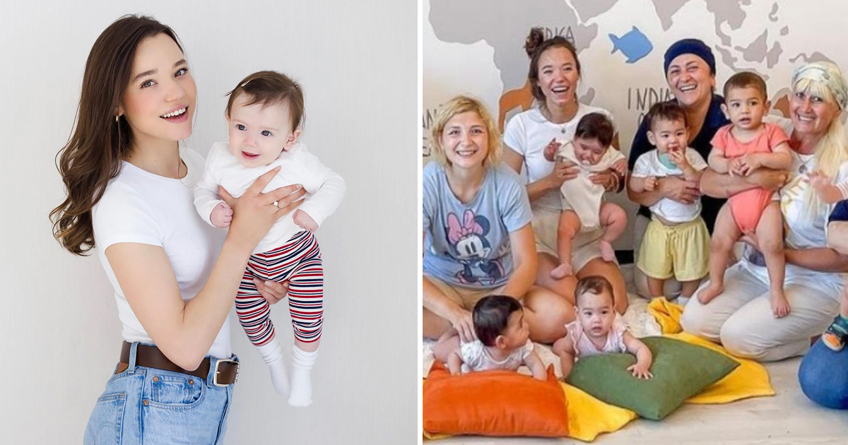 q1 2 3.jpg - Meet The Woman Who Welcomed TWENTY ONE Surrogate Babies In Just Over A Year