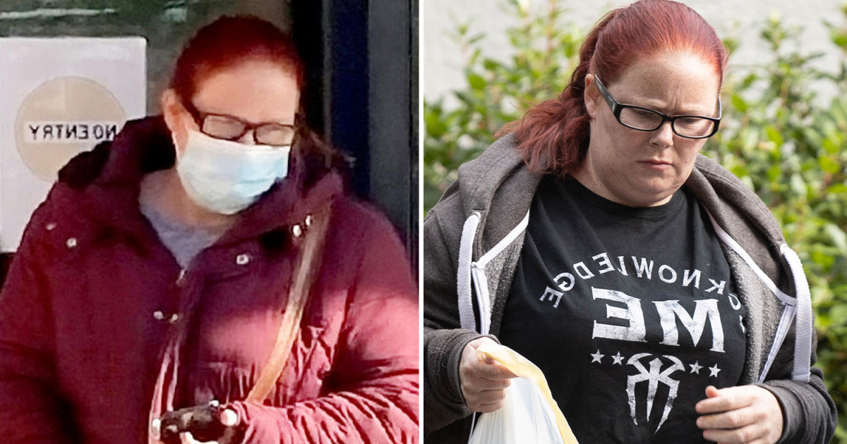 q3 6.jpg - Woman BANNED From Driving After Refusing To Blow For 'Breath Test' Due To Her 'Obesity'