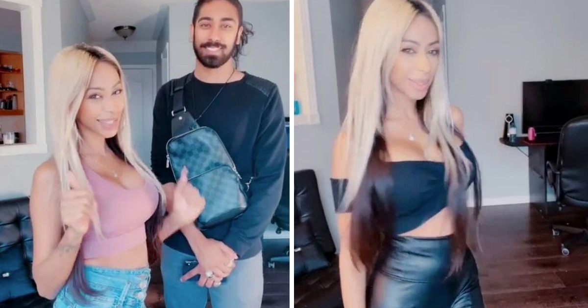 """q4 5.jpg - """"I'm His Mother!""""- Woman Startles TikTok Viewers After Revealing She's Her 'Grown Up' Son's Mom & Not His Younger Sister"""