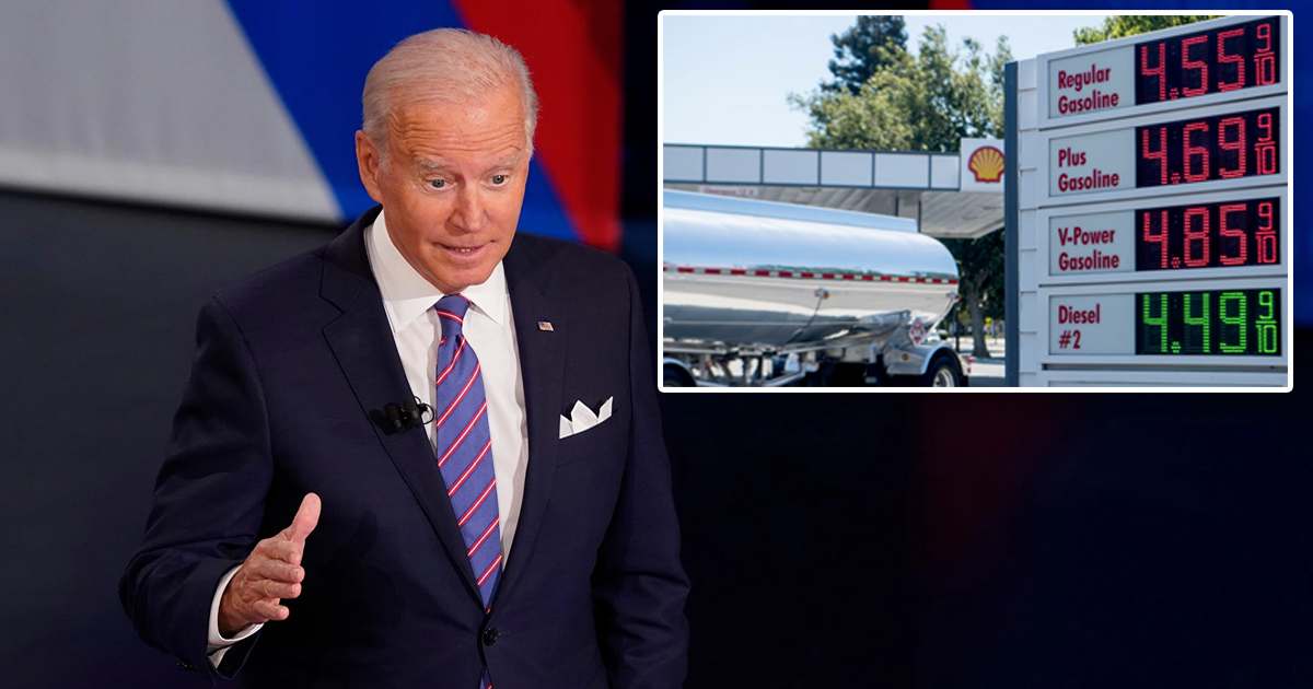 """q7 6.jpg - """"I Don't Have ANY Solution For High Gas Prices!""""- Biden Startles Citizens After Confirming NO Relief To Spiking Rise In Gas Rates"""