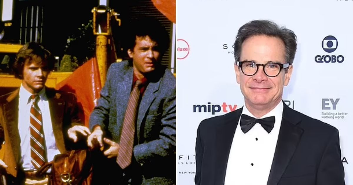scolari5.jpg - 'Newhart' And 'Girls' Star Peter Scolari, Who Rose To Fame Opposite Tom Hanks, Passes Away At The Age Of 66