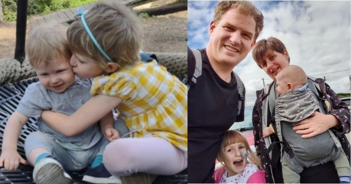smalljoys 25.jpg - Parents Thought Their Daughter, 5, Was 'Jealous' Of Her Newborn Brother, But The Truth Behind The Girl's Behavior Broke Their Heart