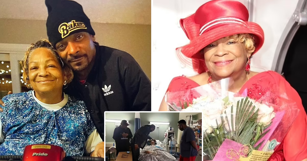 t1 7.jpg - BREAKING: Rapper Snoop Dogg Breaks Down Into Tears While Revealing His 'Angel For A Mother' Beverly Tate Has Died At The Age Of 70
