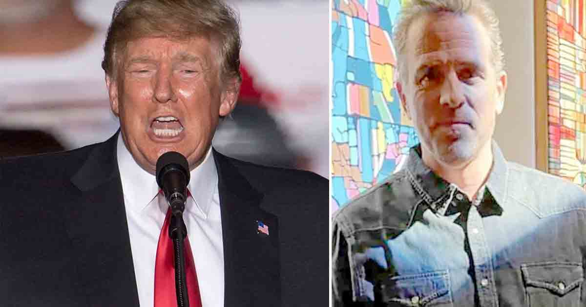 t3 1 4.jpg - Donald Trump Jokes He Could Get OVER $2M Per Canvas Thanks To Hunter Biden Who Inspired Him To Paint