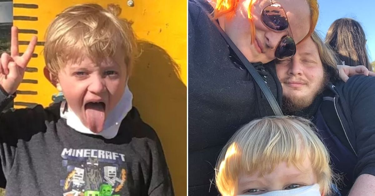 untitled design 31 1.jpg - 7-Year-Old Boy Is Mauled By The Dog His Family Had Rescued Just Weeks Before The Attack