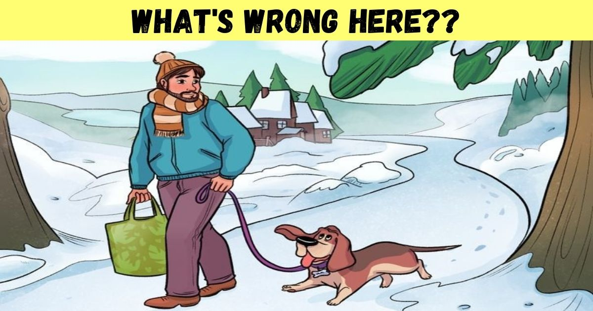 whats wrong here 3 1.jpg - What's Wrong With This Image? 90% Of Viewers Couldn't Spot The Mistake!